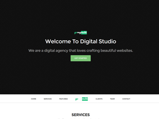 gomymobi.com - 主题: Digital Studio