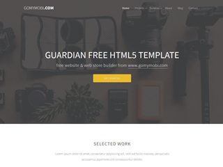 gomymobi.com - 主题: Guardian: Clean Yellow