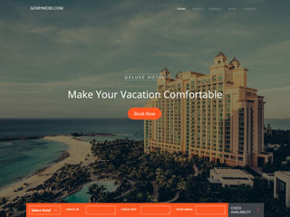gomymobi.com - 主题: Luxe: Hotels & Rooms