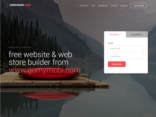 gomymobi.com - 主题: Splash: Products Showcase