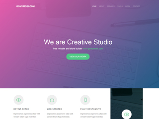 gomymobi.com - Тема: Bow: Creative Studio