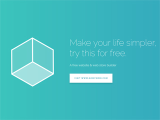 gomymobi.com - Тема: Cube: Agency & Freelancer