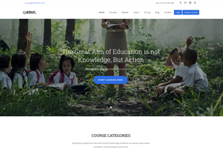 gomymobi.com - Téma: Education: eLearning School