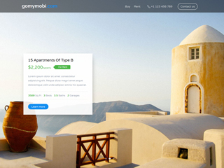 gomymobi.com - Téma: Estate: Real Estate Deals