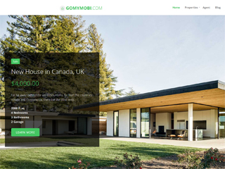 gomymobi.com - Téma: Homestate: Room, Office, Home