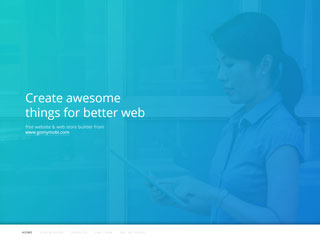 gomymobi.com - Téma: Icon: Better Web