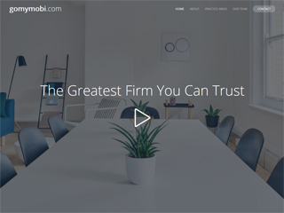 gomymobi.com - Téma: Justice: Law Firm