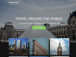 gomymobi.com - Téma: Listing: Travel & Locations