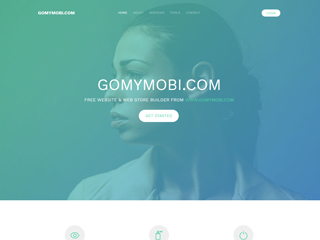 gomymobi.com - Тема: Oxygen: Better Profile