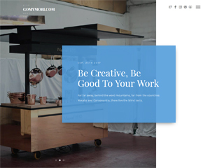 gomymobi.com - Téma: Words: Creative Projects